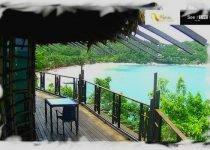 Webcam Koh Phangan - Thong Nai Pan beach