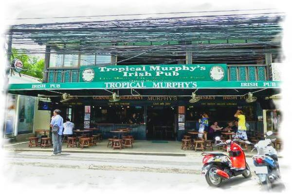 Koh Samui live cam – Tropical Murphy's bar 2