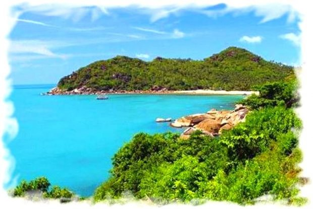 Webcam Koh Samui -See the palm trees and beaches of the island!