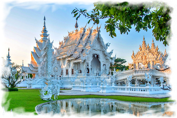 How to get to Chiang Rai from Bangkok easy